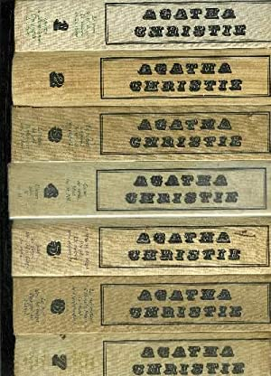 OEUVRES COMPLETES: AGATHA CHRISTIE
