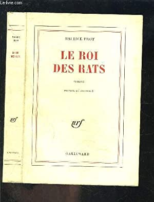 LE ROI DES RATS: FROT MAURICE.