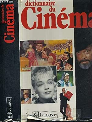 DICTIONNAIRE DU CINEMA: COLLECTIF