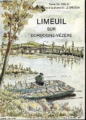 LIMEUIL SUR DORDOGNE-VEZERE.: CH.COLIN