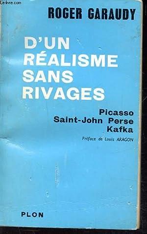 D'UN REALISME SANS RIVAGE - PICASSO -: GARAUDY ROGER -