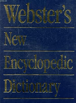 WEBSTER'S NEW ENCYCLOPEDIC DICTIONARY: COLLECTIF