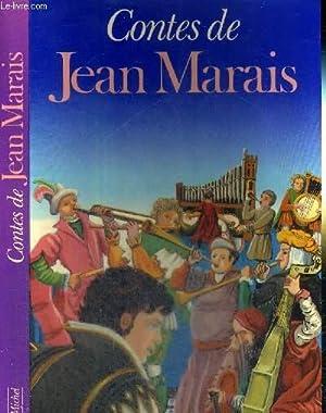 CONTES DE JEAN MARAIS - ENVOI DE: MARAIS JEAN