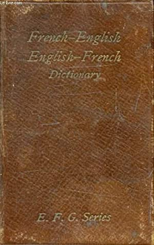 NEW POCKET PRONOUNCING DICTIONARY OF THE FRENCH: BARWICK G. F.,