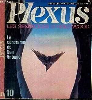 PLEXUS - N°10 / Les sexercices d'Hollywood: COLLECTIF