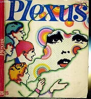 PLEXUS - N°26 - juillet 1969 /: COLLECTIF