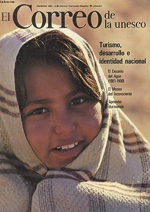 EL CORREO UNESCO, AÑO XXXIV, FEB. 1981: COLLECTIF
