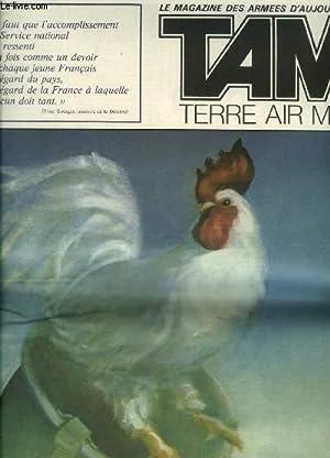 TAM MAGAZINE DES ARMEES N° 363 NOVEMBRE: COLLECTIF