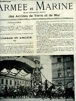 ARMEE ET MARINE N°24 4EME ANNEE 15: COLLECTIF