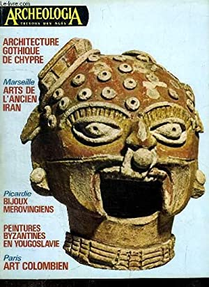 REVUE ARCHEOLOGIA TRESORS DES AGES - N°90: COLLECTIF