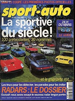 SPORT AUTO N°425 / JUIN 1997 -: COLLECTIF