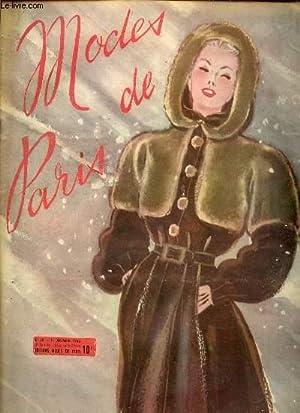 MODES DE PARIS N°20 / 1 DECEMBRE: COLLECTIF