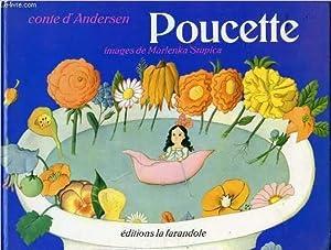 CONTES D'ANDERSEN : POUCETTE - IMAGES DE: ANDERSEN
