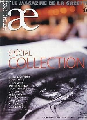 ART ENCHERES N°16 : LE MAGAZINE DE: COLLECTIF