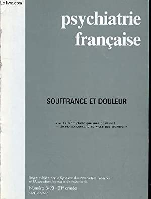 PSYCHIATRIE FRANCAISE - N° 5 - 1990: COLLECTIF