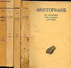 TOME 1 à 4 - TOME 1: ARISTOPHANE