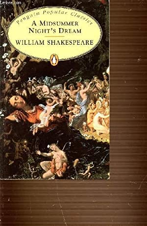 A MIDSUMMER NIGHT'S DREAM - PENGUIN POPULAR: SHAKESPEARE WILLIAM