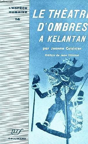 LE THEATRE D'OMBRES A KELANTAN: CUISINIER JEANNE