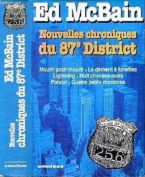 NOUVELLES CHRONIQUES du 87EME DISTRICT: ED MCBAIN