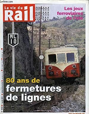 LA VIE DU RAIL N° 3322 -: COLLECTIF