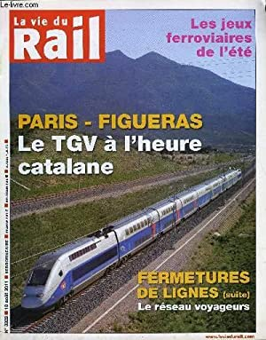 LA VIE DU RAIL N° 3323 -: COLLECTIF