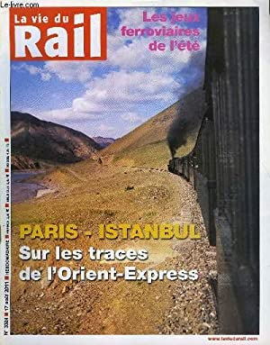 LA VIE DU RAIL N° 3324 -: COLLECTIF