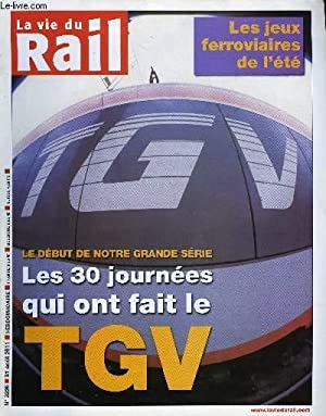 LA VIE DU RAIL N° 3326 -: COLLECTIF