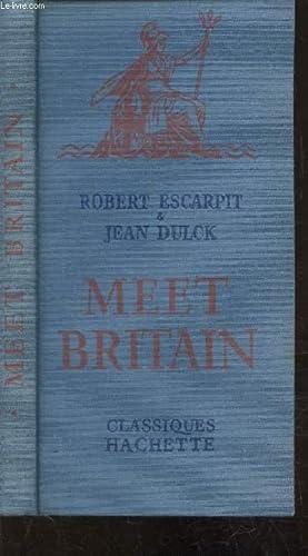 MEET BRITAIN: ESCARPIT R. ET