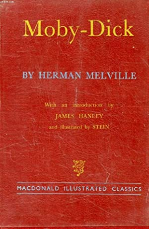 MOBY-DICK, Or THE WHALE: MELVILLE Herman