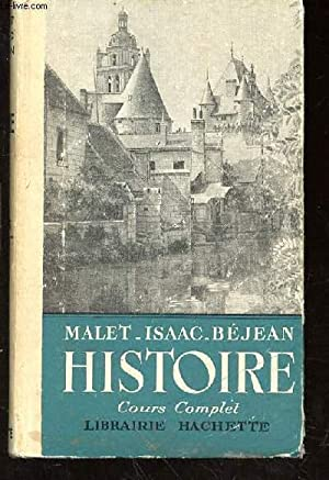 HISTOIRE- COURS COMPLET: MALET-ISAAC-BEJEAN