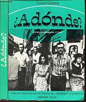 A DONDE? - GRANDS COMMERCANTS - 2e: DABENE LOUISE