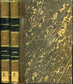 ANNEE PASTORALE OU COURS COMPLET DE SERMONS: MARTIN C. ABBE
