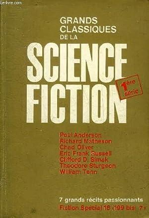 GRANDS CLASSIQUES DE LA SCIENCE FICTION 1ERE: COLLECTIF