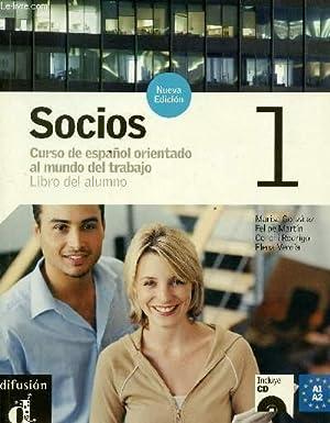 SOCIOS 1 - CURSO DE ESPANOL ORIENTADO: GONZALEZ M /