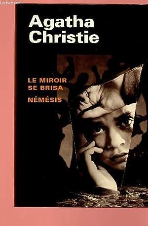 LE MIROIR SE BRISA / NEMESIS: CHRISTIE AGATHA