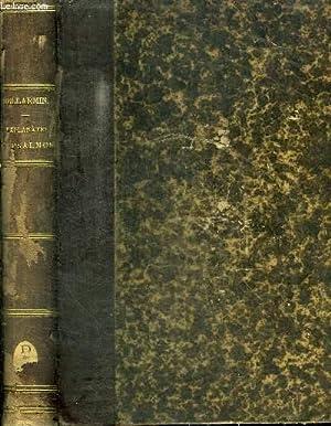 EXPLANATIO IN PSALMOS: BELLARMINO R.