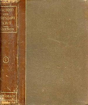 SACRED AND LEGENDARY ART, VOLUME I: JAMESON Mrs.