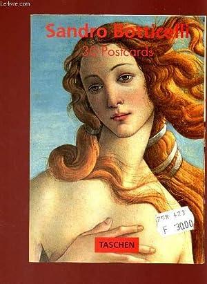 BOTTICELLI SANDRO - 30 POSTCARDS: COLLECTIF