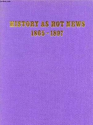 HISTORY AS HOT NEWS, 1865-1897, The Late: DE VRIES LEONARD,