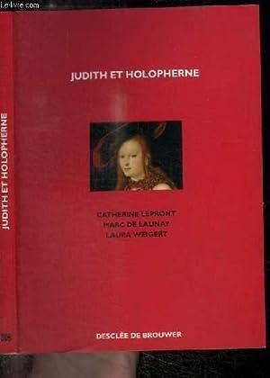 JUDITH ET HOLOPHERNE: LEPRONT C./ DE