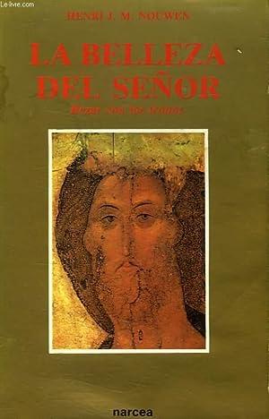 LA BELLEZA DEL SEÑOR, REZA CON LOS ICONOS: NOUWEN HENRI J.M.