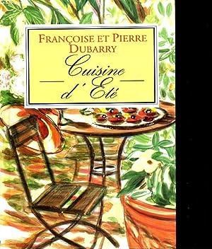 CUISINE D'ETE: FRANCOISE ET PIERRE