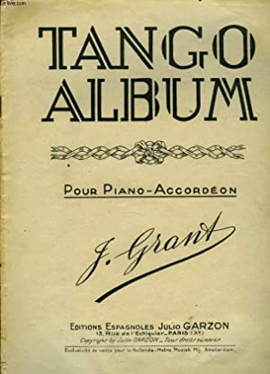 TANGO ALBUM: COLLECTIF