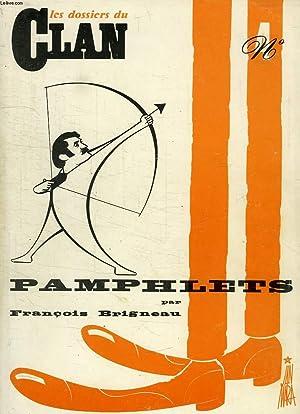 LES DOSSIERS DU CLAN, N° 4, NOVEMBRE 1967, PAMPHLETS: COLLECTIF