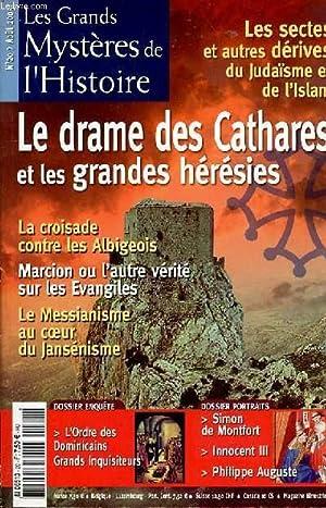 LES GRANDS MYSTERES DE L'HISTOIRE N°20 -: COLLECTIF