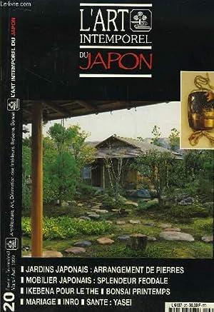 L'Art Intemporel du Japon n°20 : Jardins: LUCIEN Gisèle &