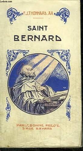 SAINT BERNARD: F.J.THONNARD