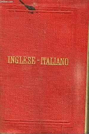NEW POCKET-DICTIONARY OF THE ENGLISH AND ITALIAN: DR. F.E. FELLER