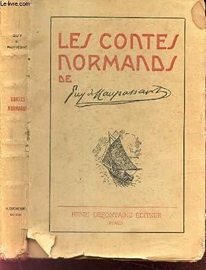 LE CONTES NORMANDS: DE MAUPASSANT GUY