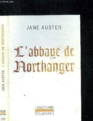 L ABBAYE DE NORTHANGER.COLLECTION L'IMAGINAIRE: AUSTEN JANE.